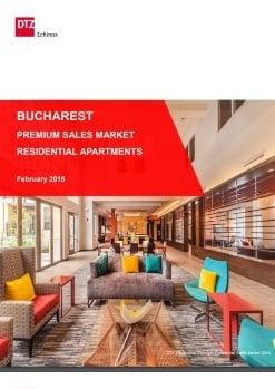 Bucharest Premium sales market of residential apartments 2015
