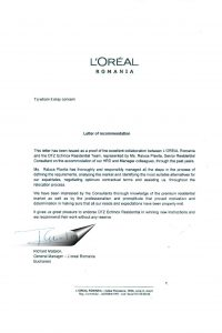 Loreal cw echinox