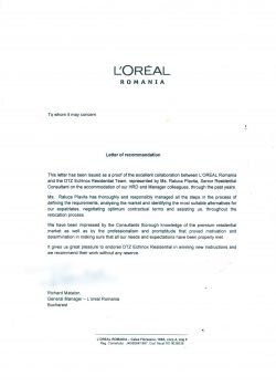 Loreal Romania